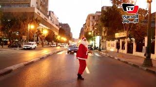 بابا نويل في شارع قصر العيني
