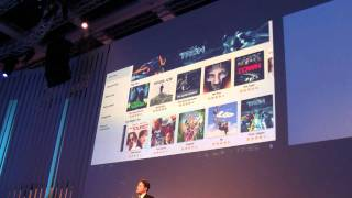 Sony Tablet Announcement at IFA 2011 - Features
