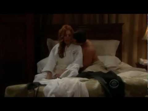 Y&R Lauren and Carmine- Are interrupted by Michael 06-03-13