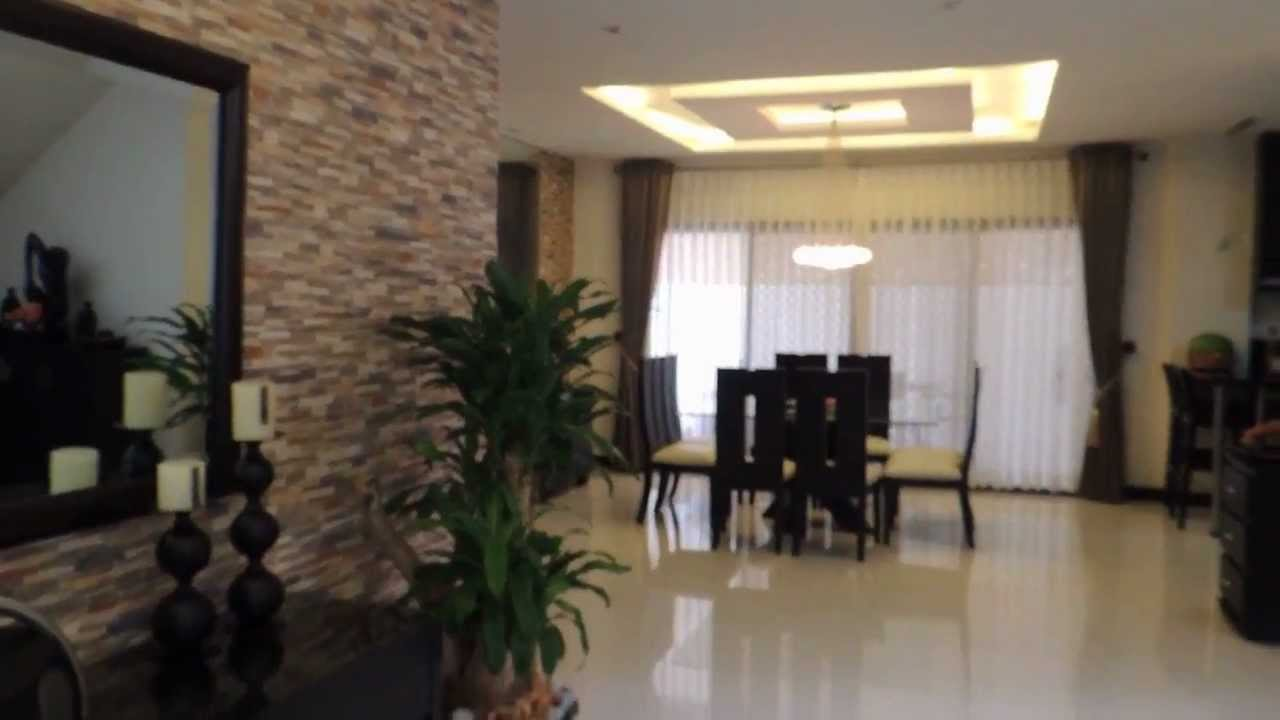 Modern zen house and lot hd youtube for Bedroom ideas philippines