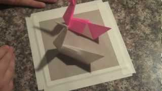 Beginner's Origami Swan Tutorial