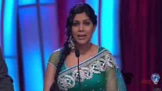 Madhubala wins the Favorite New TV Drama Award at the People's Choice Awards 2012 [HD]