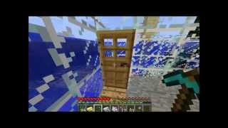 Minecraft Underwater House (Glass) Tour
