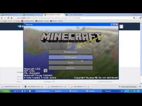 Instalar NotEnoughItems ( NEI ) Minecraft 1.5.2   EpiKaoZ
