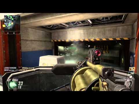 Cod Black Ops 2 How to camp on Hydro 59-1 Wormstyle