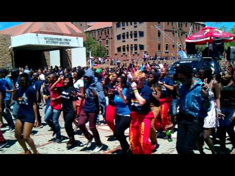 Tuks Flash Mob 2012