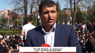 """""""Cup Song Albania"""""""