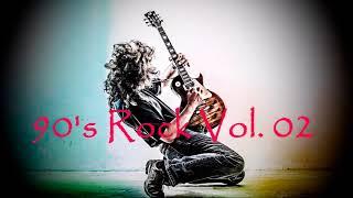 90's Rock non-stop compilation Vol. 02. HQ audio.