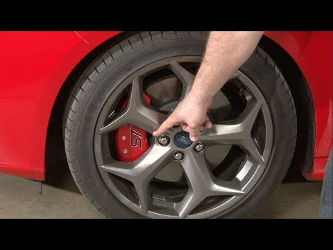 Focus St Mgp Caliper Covers 2013 2014 Youtube