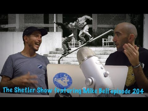 The Shetler Show podcast featuring Mike Bell