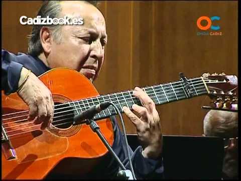 Paco Cepero y la orquesta de Cordoba