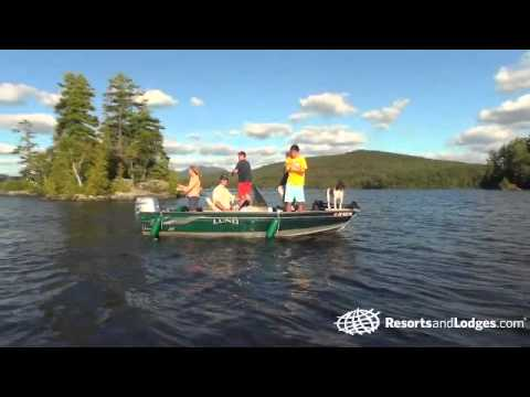 Ampersand Bay Resort & Boat Club, Saranac Lake, New York - Resort Reviews