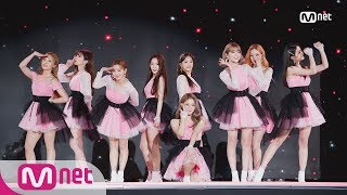 [2018 MAMA PREMIERE in KOREA] fromis_9_INTRO + LOVE BOMB 181210