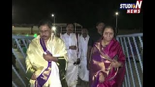 Karnataka Deputy CM Parameshwara Visits Tirumala Temple