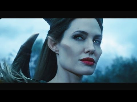 Maleficent Behind The Scenes With Angelina Jolie