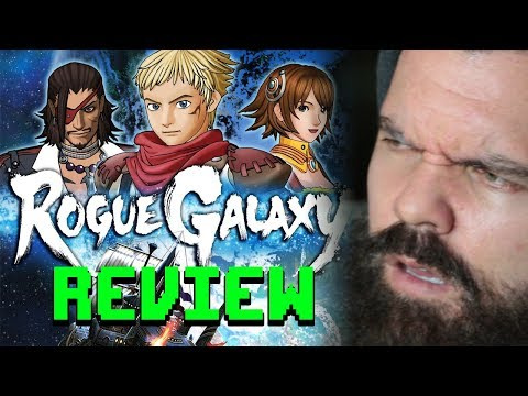 2018 Rogue Galaxy Review [PS4]