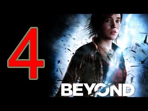 Beyond Two Souls Walkthrough part 4 No Commentary Gameplay Let's play