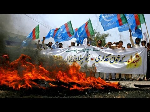 Mosaic News - 07/05/12: Pakistan Opposition Blasts Government for Reopening NATO Supply Routes