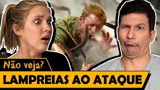 LAMPREIAS AO ATAQUE - Os Piores Filmes do Mundo