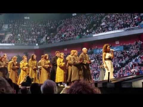 Game Of Thrones Live Concert Daenerys Targaryen Mhysa Cont