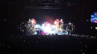 The Smashing Pumpkins - United States / Moby Dick - Luna Park (Argentina) 2010 HD