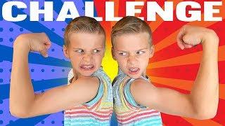 Twin vs Twin CRASHING Challenge!