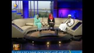 الشاعر صلاح ود مسيخ- دردشة وقصيد - النيل الأزرق