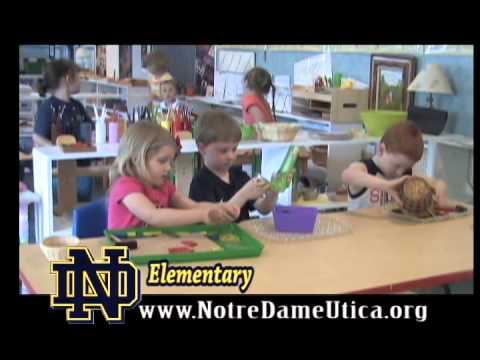 Notre Dame Elementary Fall Enrollment