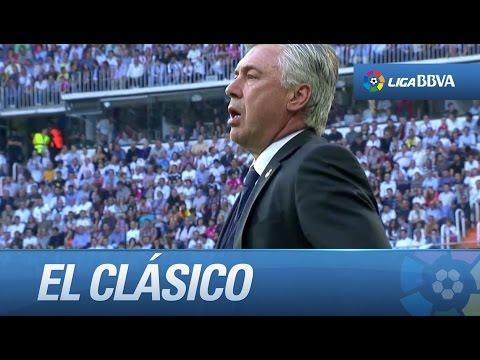 Seguimiento a Luis Enrique y Carlo Ancelotti