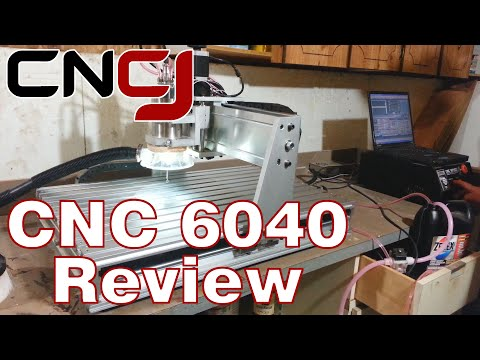 CNC 6040 Review And Walkthrough