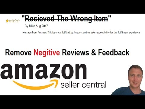 Amazon FBA Seller Tips: How To Remove Negative Reviews & Feedback