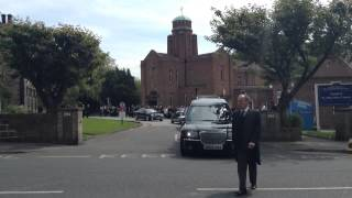 Ann Maguire Funeral