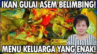 Resep : Ikan Gulai Asem Belimbing Mantap!!!
