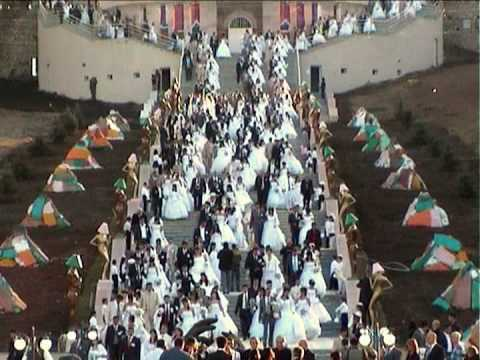 Karabakh Armenia 700 Couple Armenian Wedding - Entire Event