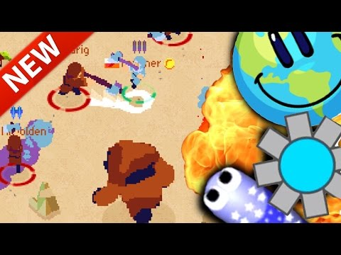 NEW GAME MODES & GAMEPLAY..!! EPIC NEW .IO GAME!! - New Agar.io Slither.io Diep.io Game