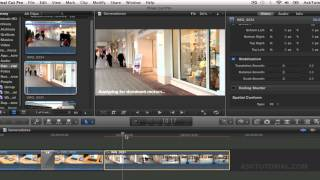 FINAL CUT PRO X ESTABILIZAR VIDEO
