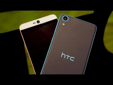 UltraPixels up Front: HTC Desire 826 Hands-On
