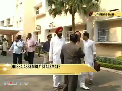 In Orissa, Opposition decides to run the House