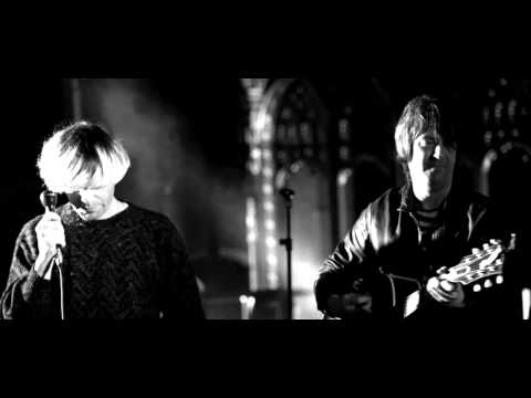 Tim Burgess @ Manchester Cathedral with Joe Duddell & string quartet - 'A Man Needs To Be Told'