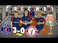 Download ☕MCN are FRIENDS☕ PSG vs Bayern Munich 3-0 (Champions League 2017 Parody Goals and Highlights) in Mp3, Mp4 and 3GP