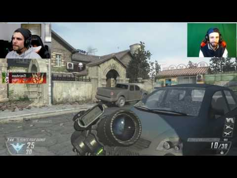 LE RETOUR DES ROAD TO CLIP BLACK OPS 2 !!! | sackzi