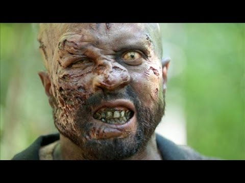 walking dead zombie makeup tips and tricks greg