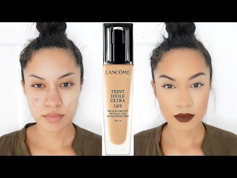 lancome teint idol ultra foundation review how to save money and do it yourself. Black Bedroom Furniture Sets. Home Design Ideas