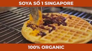 Soya Pudding và Waffle cực ngon tại Xiaoban