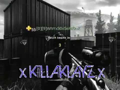 Cod4: X Kiillaklayz X video