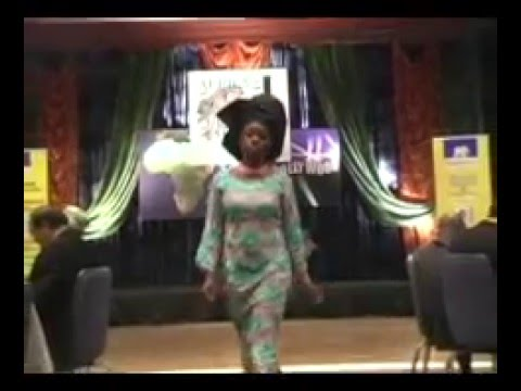African fashion show Hollywood California