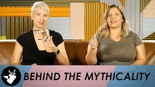 Lizzie & Ellie   Behind the Mythicality
