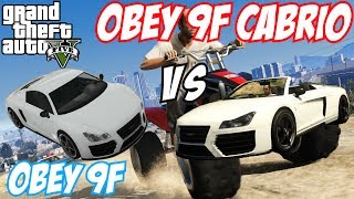 GTA 5 - Obey 9F Vs Obey 9F Cabrio | #7 (GTA V)