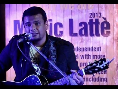Zahid Ummar - Ghoom Taana (Live Cover  Music Latte)