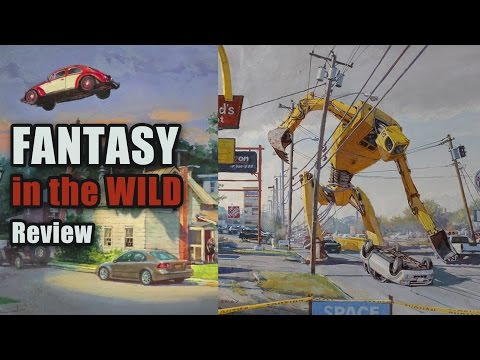 REVIEW: Fantasy in The Wild by James Gurney